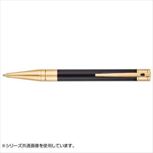 D・イニシャル ボールペン(イージーフロー) ブラックラッカー/ゴールデン 265202  【abt-1319483】【APIs】