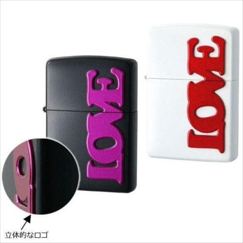 ZIPPO(ジッポー) ライター LOVE  【abt-1061212】【APIs】