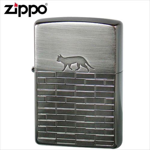 ZIPPO(ジッポー) オイルライター 2BN-CATW  【abt-1096487】【APIs】