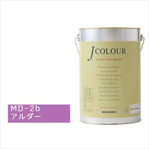 ターナー色彩 水性インテリアペイント Jカラー 4L アルダー JC40MD2B(MD-2b)  【abt-1152376】【APIs】