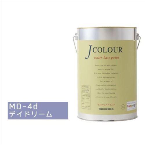 ターナー色彩 水性インテリアペイント Jカラー 4L デイドリーム JC40MD4D(MD-4d)  【abt-1152386】【APIs】
