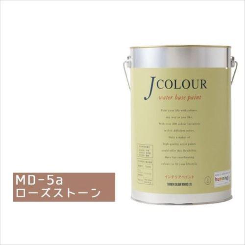 ターナー色彩 水性インテリアペイント Jカラー 4L ローズストーン JC40MD5A(MD-5a)  【abt-1152387】【APIs】