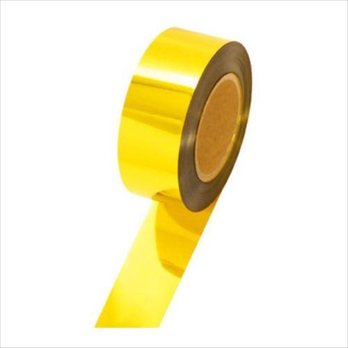 ササガワ タカ印 40-4473 メッキテープ 金 50mm×200m  【abt-1178382】【APIs】