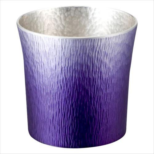 錫製タンブラー 310ml 紫 木箱入 1162-057  【abt-1126196】【APIs】