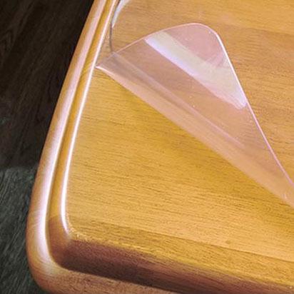 日本製 両面非転写テーブルマット(2mm厚) 非密着性タイプ 約900×1650長 TR2-1659  【abt-1145226】【APIs】