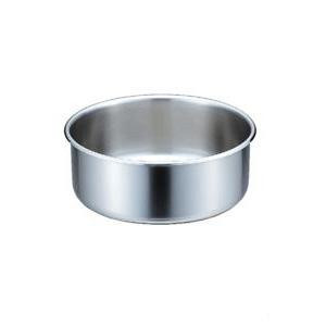 ビュッフェ用中華鍋湯煎鍋 浅型 30cm用 446068  【abt-1314191】【APIs】