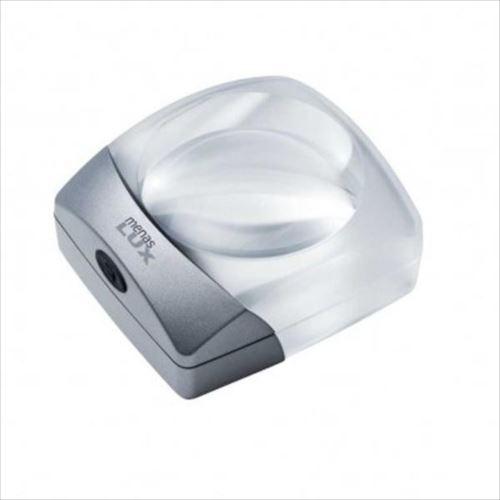 エッシェンバッハ メナス・ルクス LEDライト付デスクトップルーペ (3倍) 1438-30  【abt-1348333】【APIs】