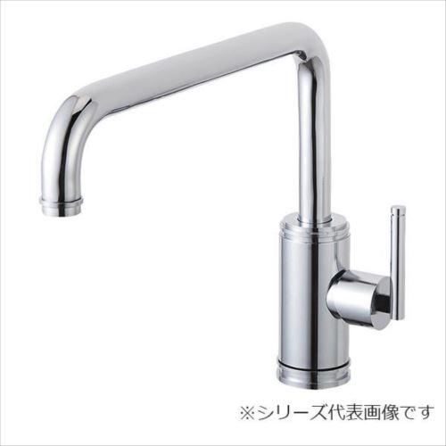 三栄 SANEI シングルワンホール混合栓 寒冷地用 K87410JK-13  【abt-1358037】【APIs】