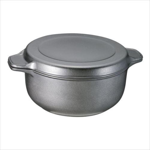 味わい鍋 両手鍋22cm AZK-22r 6145-087  【abt-1360041】【APIs】