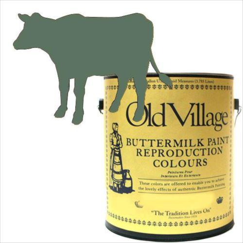 Old Village バターミルクペイント ワイルド ベイベリー 3785mL 605-13141 BM-1314G  【abt-1392957】【APIs】