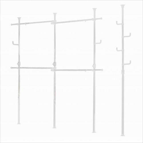 ポールハンガー WJ-220 ホワイト  【abt-1407905】【APIs】