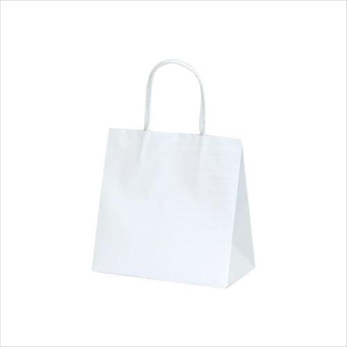 マットバッグ(SS) 手提袋 220×120×220mm 100枚 ホワイト 1079  【abt-1423749】【APIs】