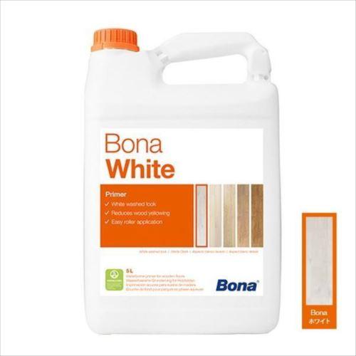 塗料 下地剤 Bonaホワイト 5L WB250620001  【abt-1426021】【APIs】