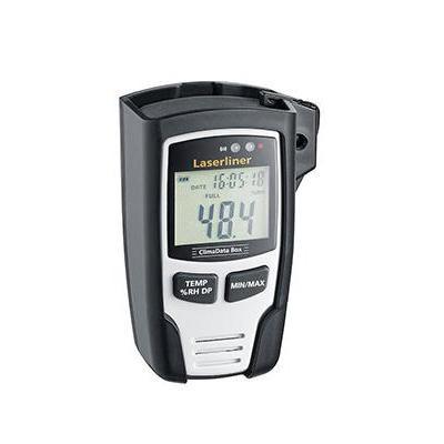 Laserliner ウマレックス 温湿度データロガー クリマデータ ボックス  【abt-1426971】【APIs】