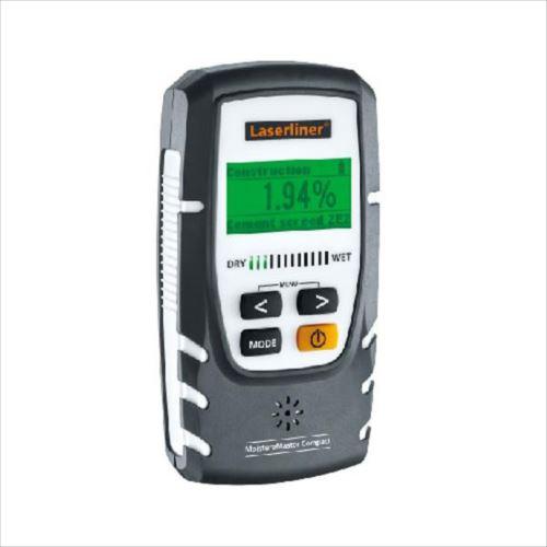 Laserliner ウマレックス 水分計 モイスチャーマスターコンパクト  【abt-1427510】【APIs】