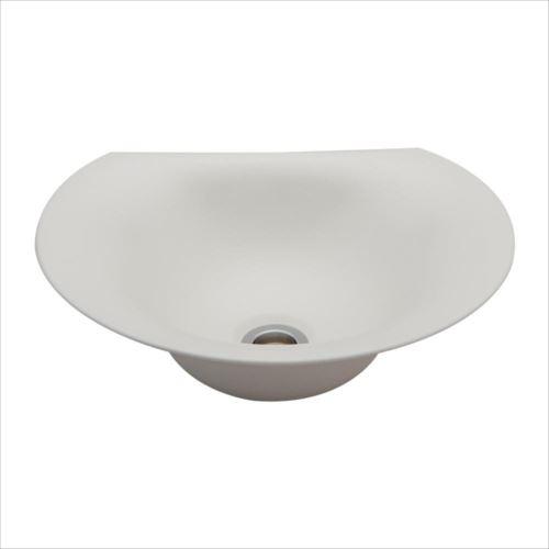 置き型手洗器Φ330(モノクローム・シリーズ/艶白) LSM4C-TU  【abt-1439463】【APIs】