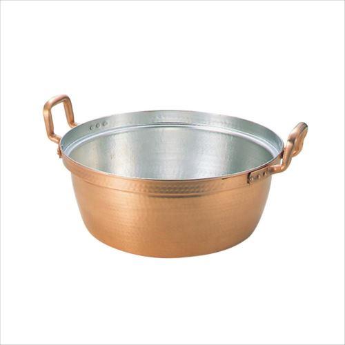 EBM 銅 段付鍋 錫引きあり 30cm 20500  【abt-1454439】【APIs】