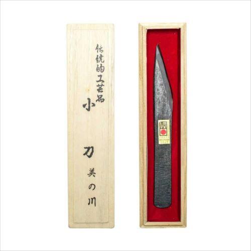 三木章刃物本舗 伝統工芸品 手打ち切出し小刀 美の川 520449  【abt-1471671】【APIs】