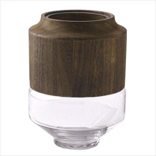 <title>木のぬくもりを感じるガラスベース SPICE セール BOLD フラワーベース DGGZ1010 abt-1484979 APIs</title>