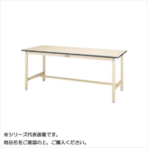 SWR-1575-II+D1-IV ワークテーブル 300シリーズ 固定(H740mm)(1段(深型W500mm)キャビネット付き)  【abt-1498187】【APIs】