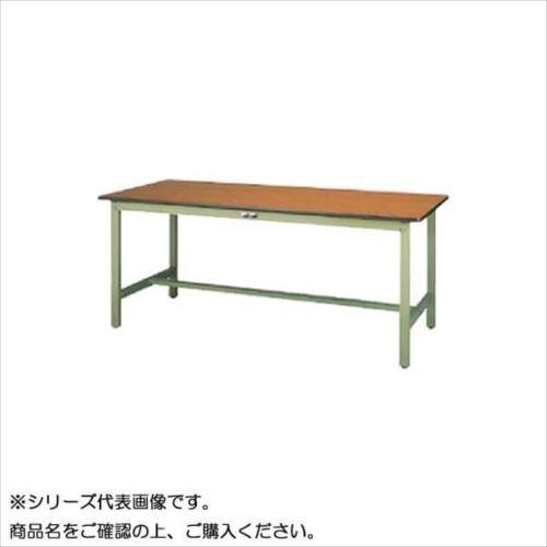 SWPH-1860-MG+D1-G ワークテーブル 300シリーズ 固定(H900mm)(1段(深型W500mm)キャビネット付き)  【abt-1498227】【APIs】