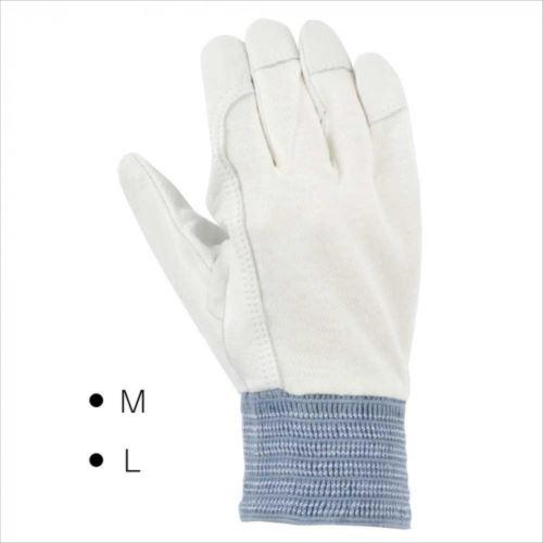 東和コーポレーション(TOWA) 手袋 牛表革 甲メリヤス 10双 477  【abt-1537628】【APIs】
