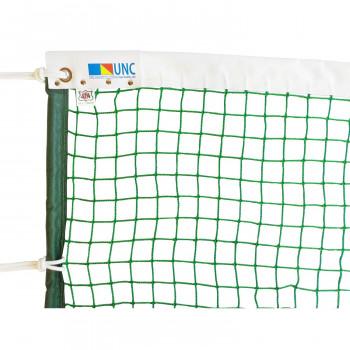 鵜沢ネット 硬式テニスネット(シュターク) グリーン 220dt/120本 11619  【abt-1628835】【APIs】