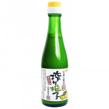 搾り柚子 200ml ×12本セット  【abt-1649403】【APIs】 (軽税)