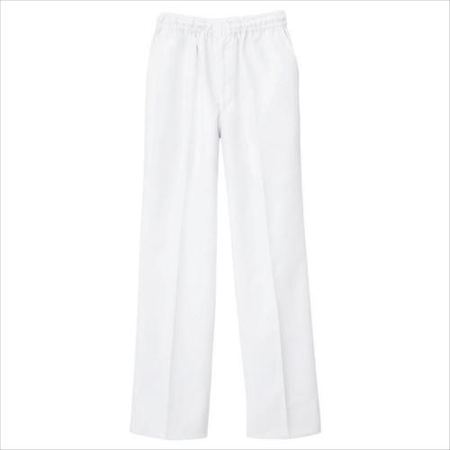 男女兼用パンツ ホワイト M WH11486B 2185-6359  【abt-1203512】【APIs】