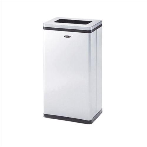 ぶんぶく リサイクルトラッシュ Bライン 一般用小型タイプ 一般ゴミ用 ステンレスヘアライン仕上 OSL-Z-24 【abt-1346680】【APIs】