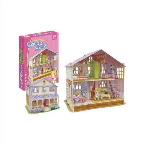 3D Craft model ドールハウス サラーズホーム P678H  【abt-1474044】【APIs】