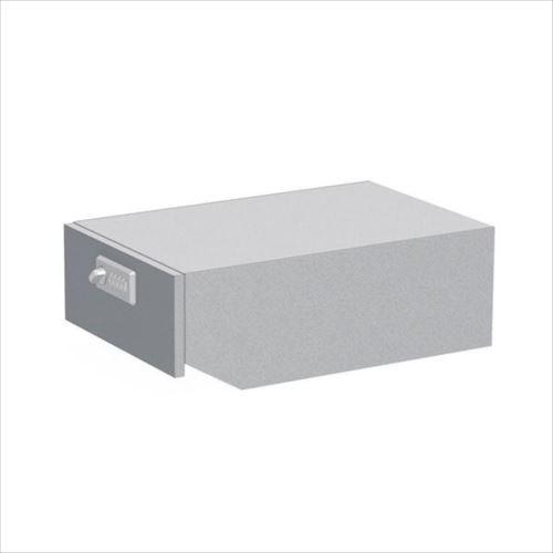 ぶんぶく マイナンバー専用回収ボックス シャイニーシルバー KIM-S-MN-SS  【abt-1346657】【APIs】