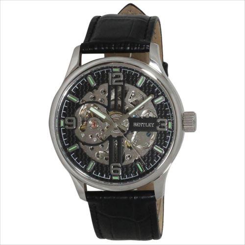 BENTLEY 機械式腕時計 BT-AM073-BKS  【abt-1368880】【APIs】