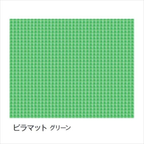 富双合成 ビニールマット(置き敷き専用) 約92cm幅×20m巻 ピラマット(グリーン)  【abt-1395661】【APIs】