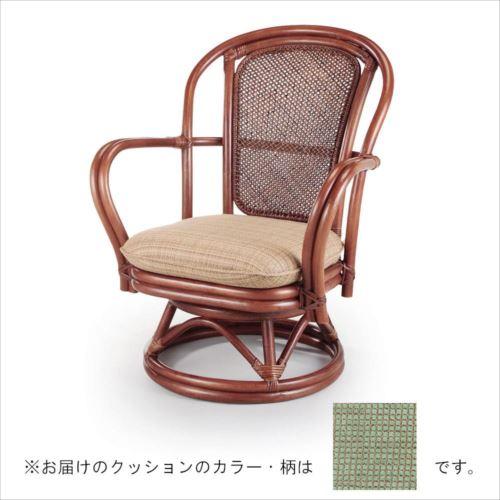 今枝ラタン 籐 シーベルチェア 回転椅子 スコルピス A-230SD  【abt-1412984】【APIs】