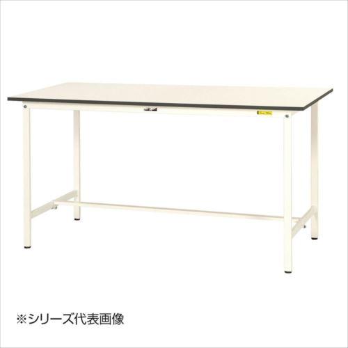 山金工業(YamaTec) SUPH-775-WW ワークテーブル150シリーズ 固定式(H950mm) 750×750mm  【abt-1413247】【APIs】