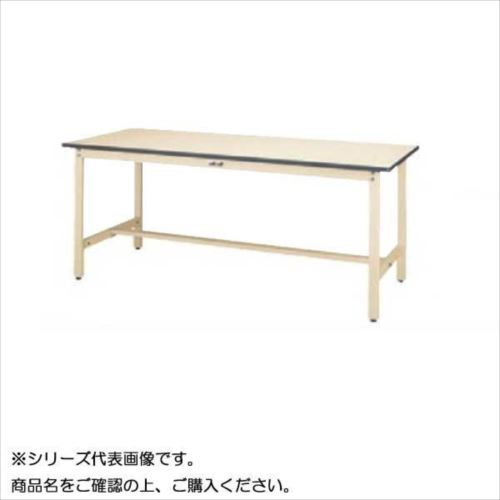 SWRH-1875-II+L3-IV ワークテーブル 300シリーズ 固定(H900mm)(3段(浅型W500mm)キャビネット付き)  【abt-1498098】【APIs】
