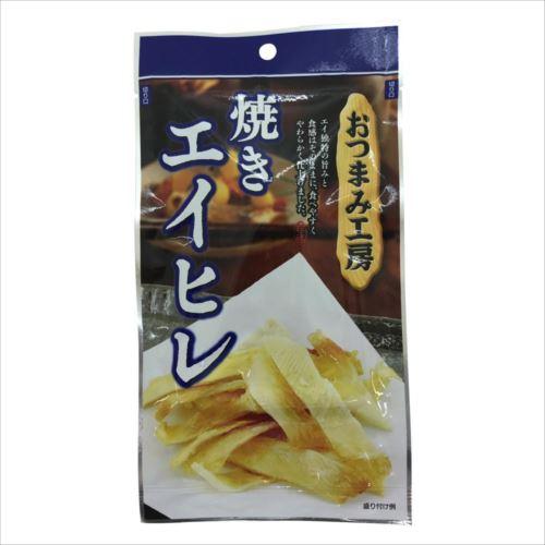 扇屋食品 おつまみ工房 焼きエイヒレ(18g)×100袋  【abt-1504878】【APIs】 (軽税)
