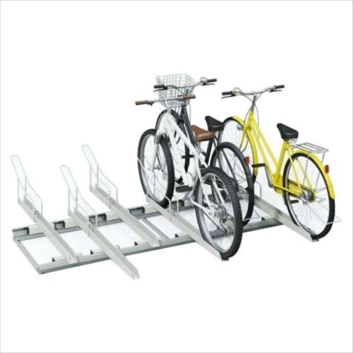 ダイケン 自転車ラック スライドラック 基準型 SR-S6 6台用  【abt-1072998】【APIs】