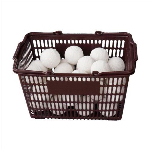 コクサイ KOKUSAI KSプラクティスボールB号 軟式練習球 オフィシャルタイプ 3ダース カゴ付  【abt-1099474】【APIs】