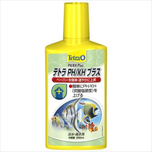 Tetra(テトラ) PH/KH プラス (液体) 250ml×24個 76218  【abt-1420304】【APIs】