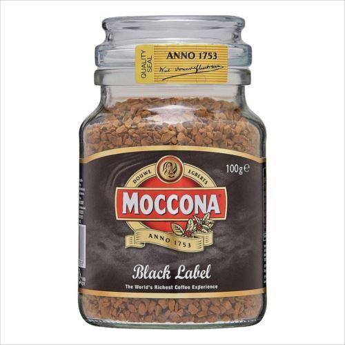 MOCCONA(モッコナ) ブラックラベル 100g×12個セット  【abt-1403944】【APIs】 (軽税)