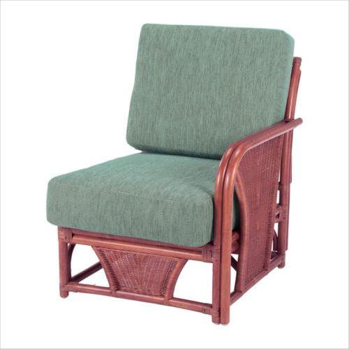 今枝ラタン 籐 アームチェア 肘付き椅子(ワンアームタイプ) スコルピス A-600-3D  【abt-1412975】【APIs】