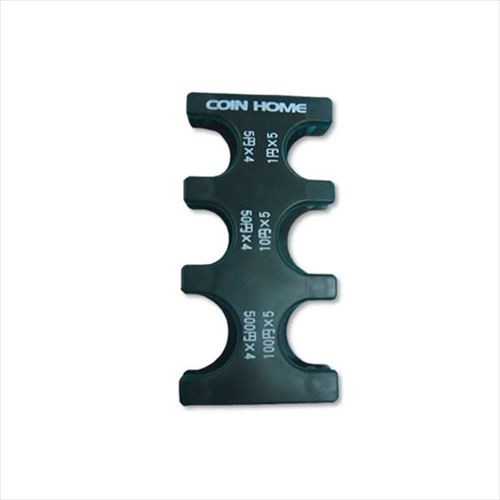 片手で容易に扱える携帯コインホルダー 携帯コインホルダー コインホーム MG-03 APIs abt-1154ar ブラック 新品未使用正規品 舗