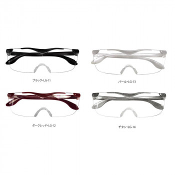 メガネのように使える拡大鏡 Megane Loupe メガネルーペ abt-1379540 1.85倍 APIs 卸売り レギュラー アウトレット