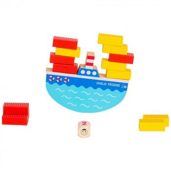 お得クーポン発行中 正規品スーパーSALE×店内全品キャンペーン かわいいバランスゲーム お船のバランスゲーム M739 APIs abt-1549705