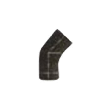 受注生産品 薪ストーブ用煙突部材の煙突エビ曲45度 煙突エビ曲45度 φ150 返品送料無料 33110 APIs abt-1562853