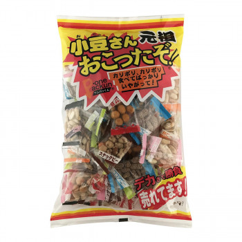 6種類の豆菓子詰め合わせ お見舞い タクマ食品 小豆さんおこったぞ 10×2個入 abt-1637444 軽税 絶品 APIs