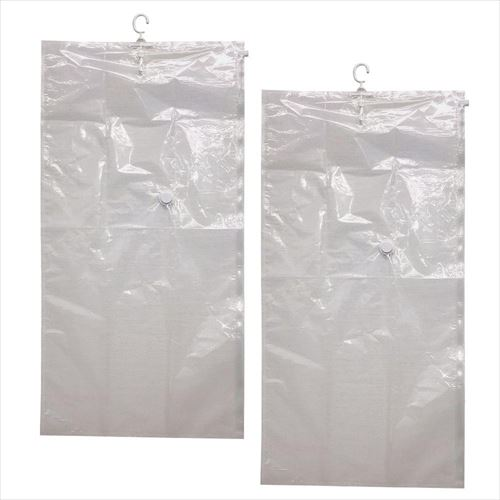 つるしたまま圧縮 かさばる衣類をすっきり収納 フック付衣類圧縮袋 買収 abt-0390056 APIs セール特価 2枚組