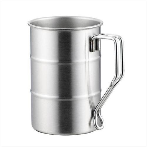 ドラム缶型のマグカップです 記念日 ドラム缶マグ 白箱入 最新アイテム abt-1363412 APIs